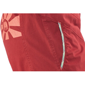 Edelrid Kamikaze III Pants Women vine red